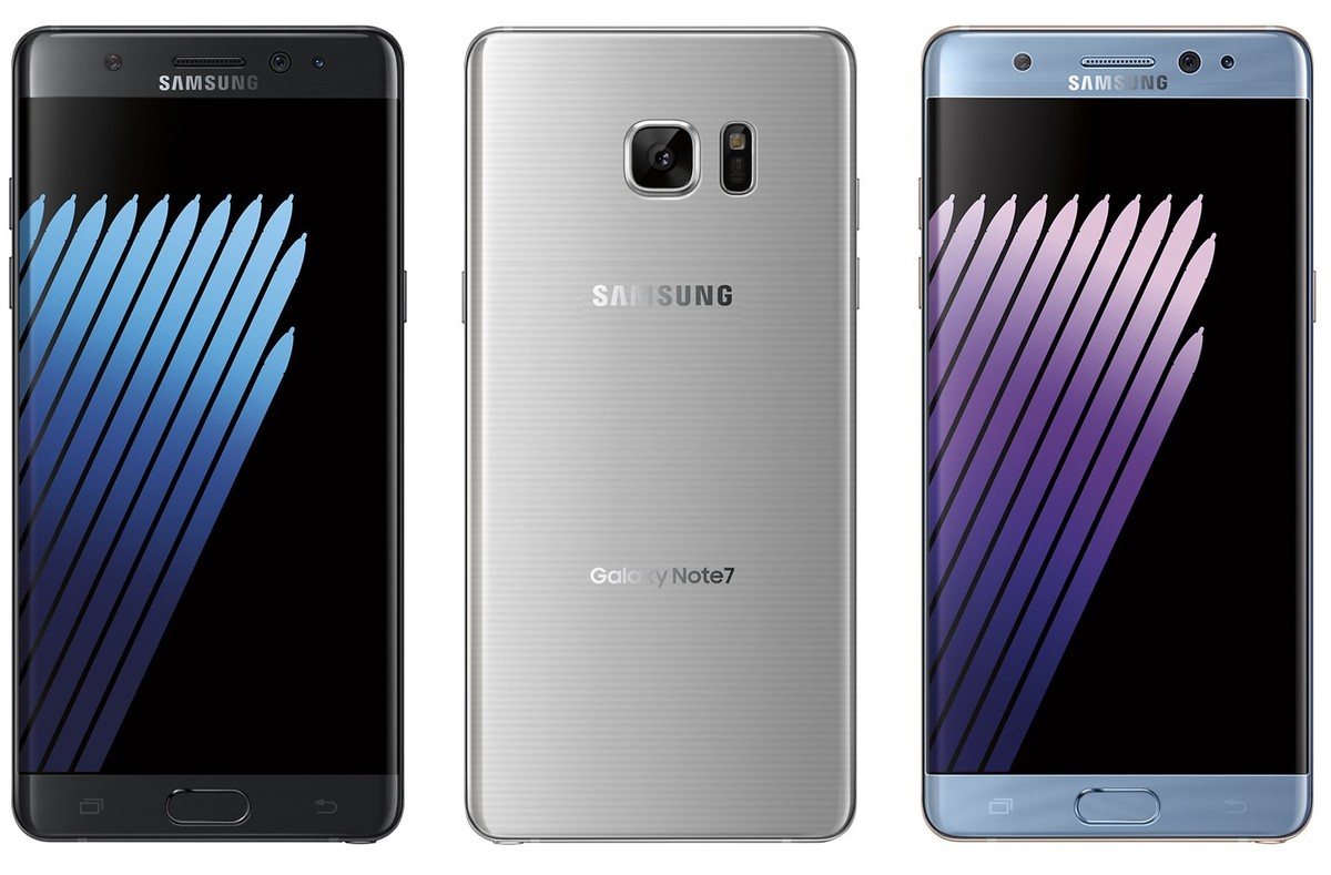 galaxy note 7 REVIEW: Samsung Galaxy Note 7 A Real Pro Smartphone