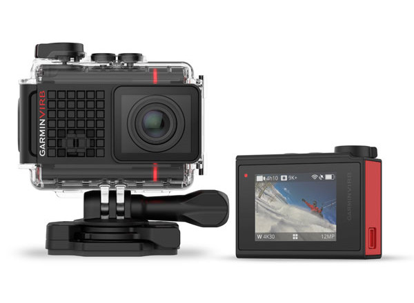 Garmin VIRB Ultra 30 action camera launches with 4K UHD support
