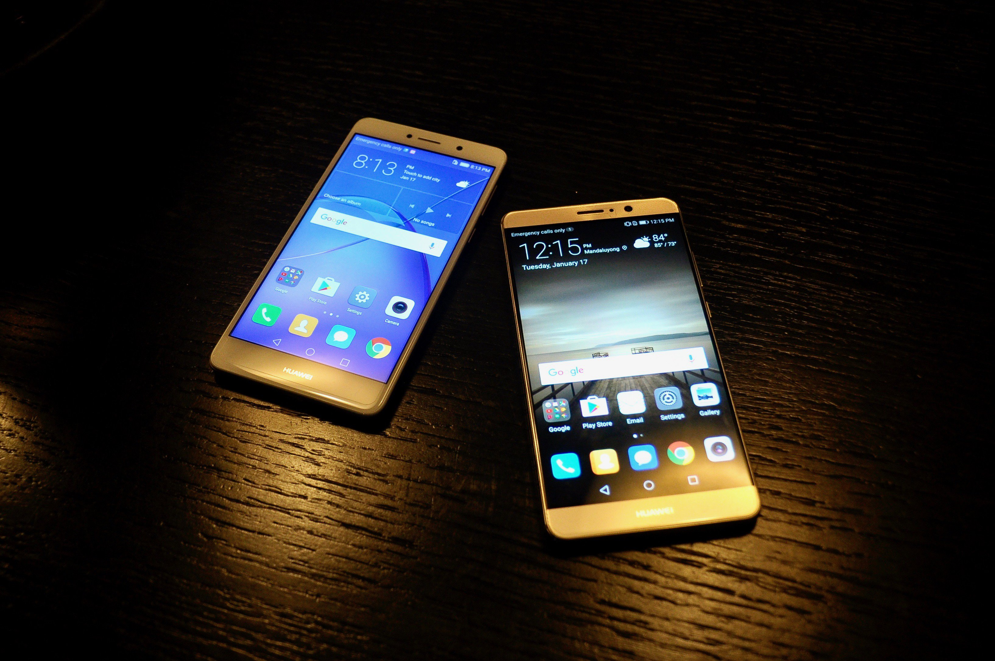 Huawei GR5 2017 and Mate 9 Flagship smartphone Carriers Face Tough Battle AS Vendors Cuddle Up To Amazon