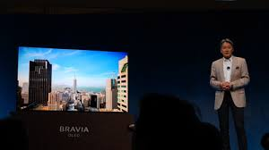 download 2 Sony Set To Claw Back TV Share With New Top End OLED Model