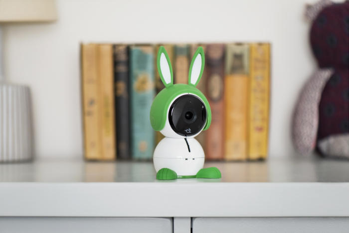 a neat new netgear baby cam and a rugged arlo camera with a long battery life channelnews. Black Bedroom Furniture Sets. Home Design Ideas