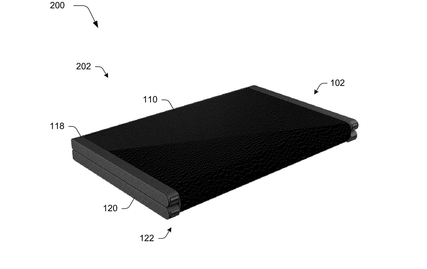 Microsoft awarded patent for multiple folding phone