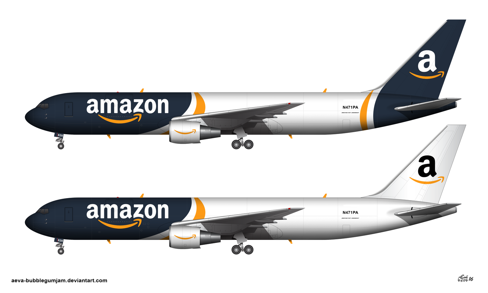 concept  amazon  767 300bdsf by aeva bubblegumjam d9qynvr Why Amazon May Initially Bypass On Major Investment In OZ