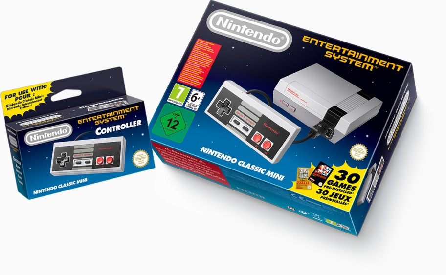 Nintendo's gaming throwback is returning to shelves next year