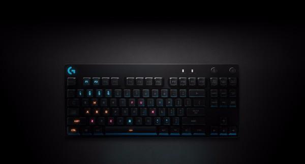 bf295977 4d72 461c 9f4c eeb34a8adbea Logitech Launch New Gaming Mouse + Keyboard
