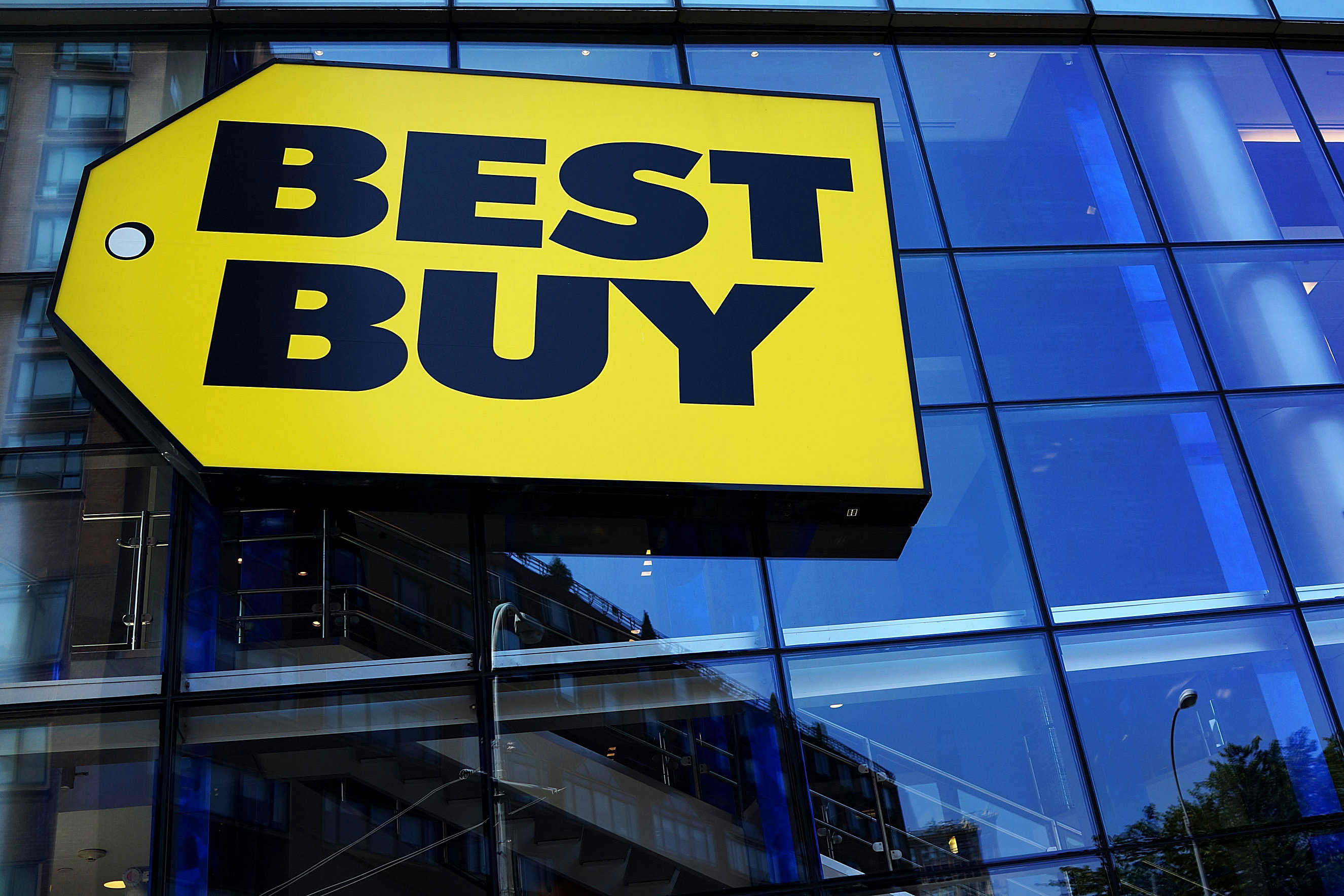 Best Buy has stopped selling security software from Russian firm
