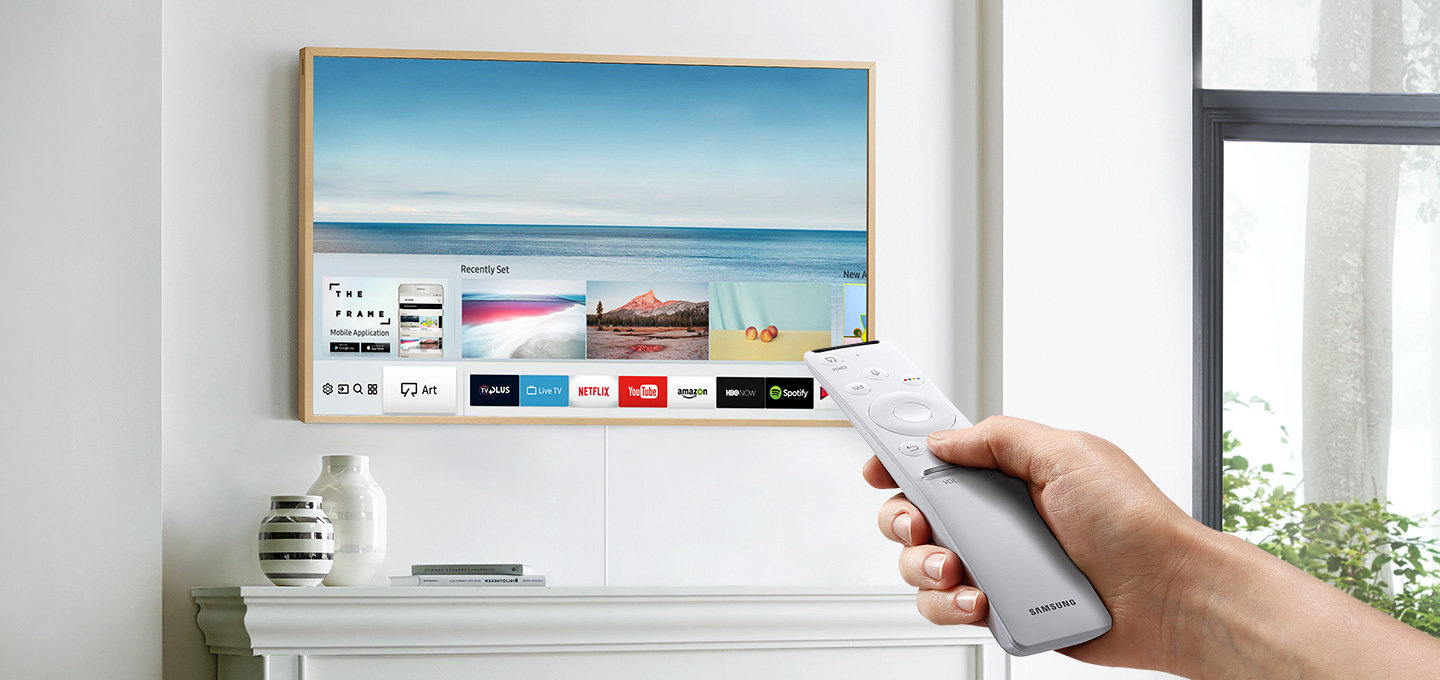 Samsung framed by harvey norman channelnews harvey norman has secured an exclusive deal with samsung to flog their stunning new frame tv that women appear to have fallen in love with jeuxipadfo Choice Image