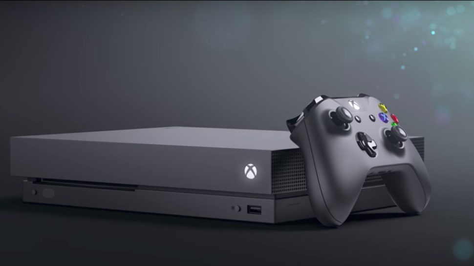 Xbox One X 970x545 Microsoft Now Allows Digital Game Gift Giving On Xbox One