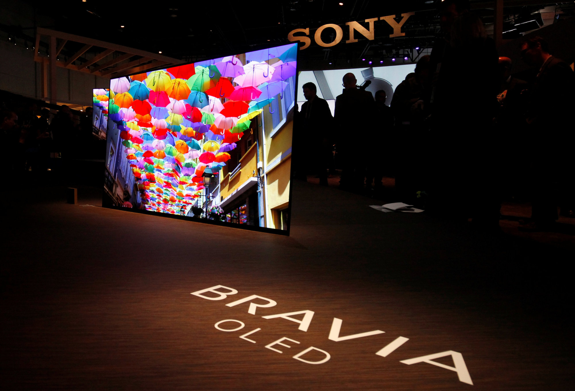 Sony sets itself up for record annual profit, but strikes cautious tone