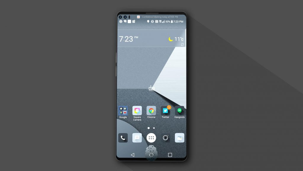 LG V30 concept DBS designing 5 1024x577 Could Googles Next Pixel XL And LGs V30 Share Tech?