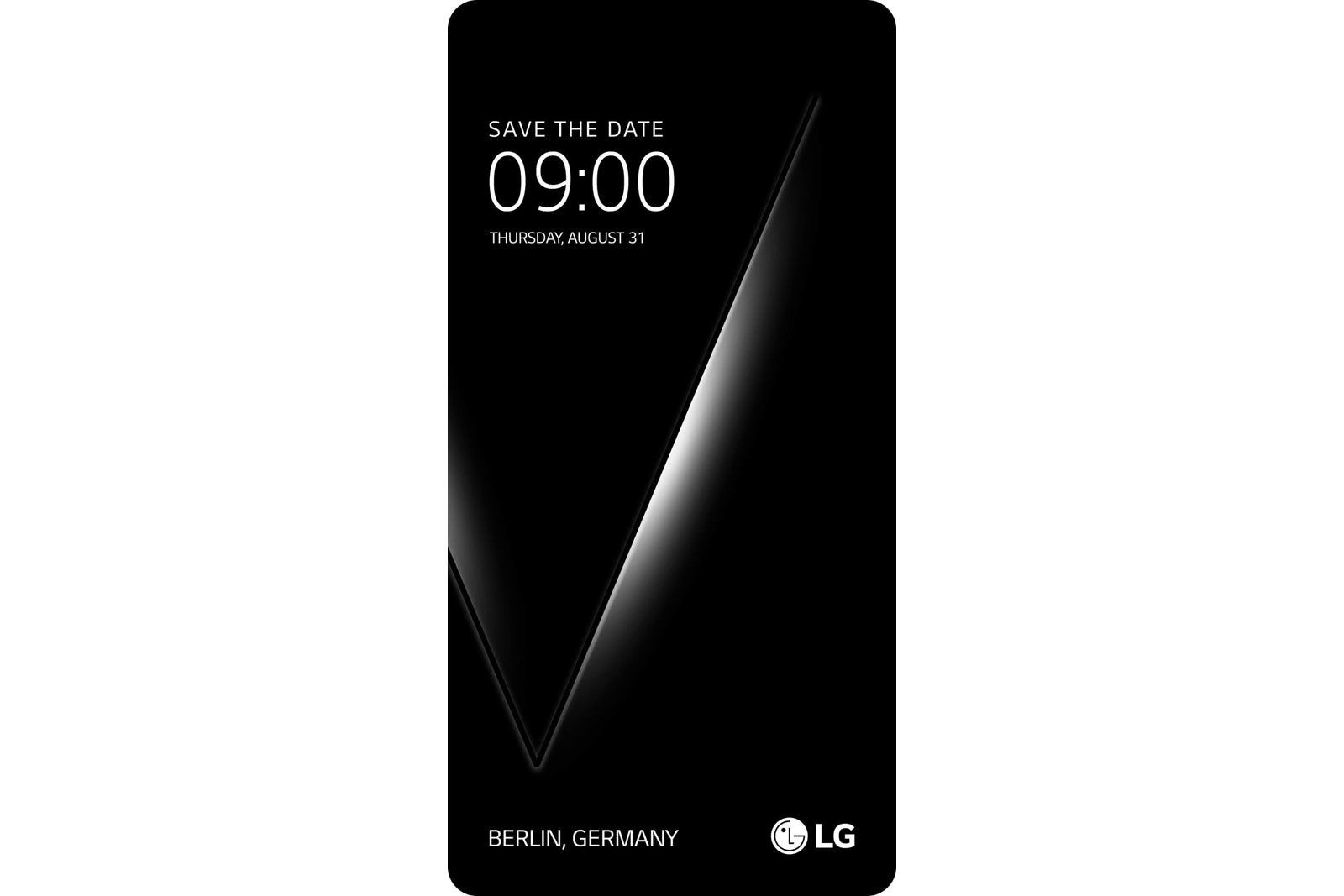 LG V30 launch confirmed for August at IFA 2017