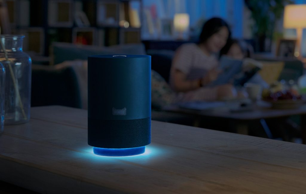 Alibaba Goes After Amazon Echo With $73 Voice-Activated Speaker