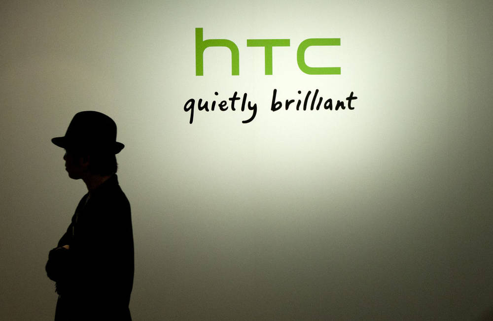 Smartphone maker HTC explores strategic options