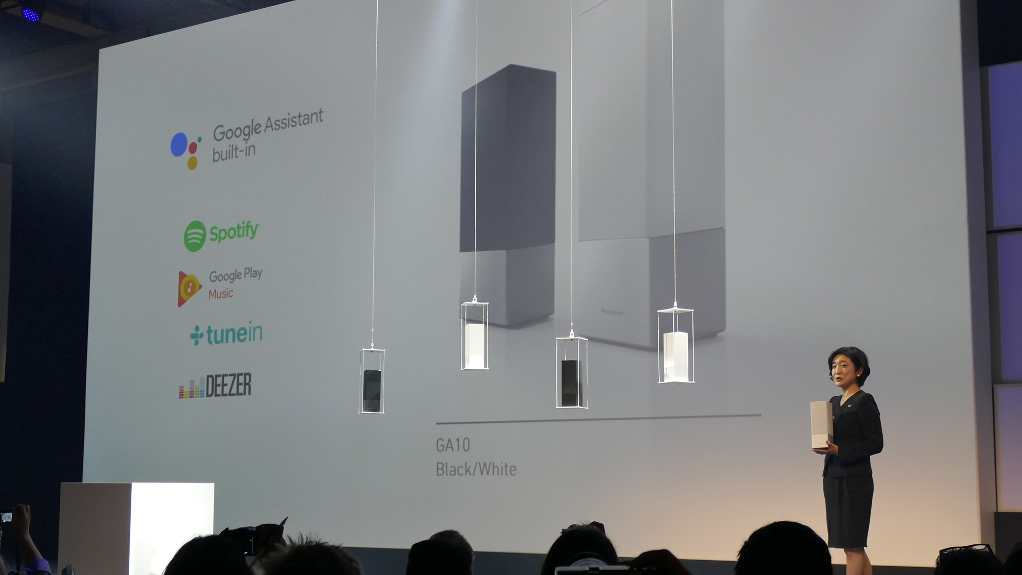 Google Assistant coming to more speakers and home appliances from LG