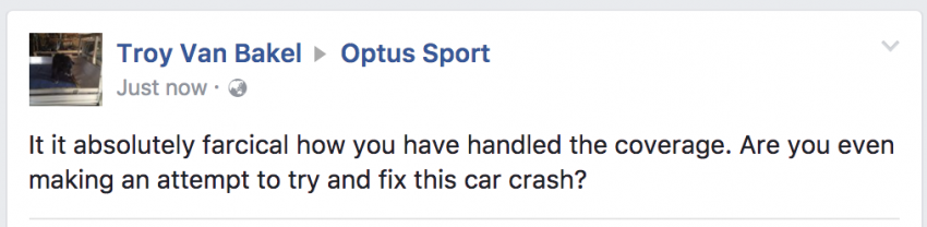 Screen Shot 2017 08 20 at 12.52.22 am 850x208 Fans Enraged After Optus Sport App Fails To Stream EPL Game
