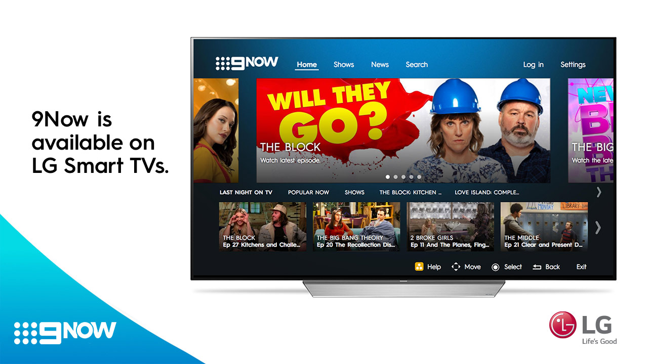 how to download amazon app to lg webos smarttv