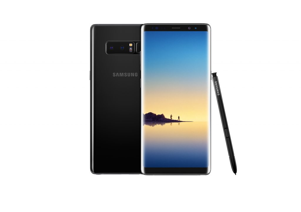 Galaxy Note8 Midnight Black Dual1 1024x724 SmartHouse Best Of The Best Awards  Smartphones