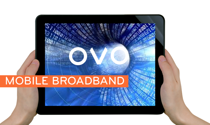 Ovo's 100GB mobile plan could compete with NBN