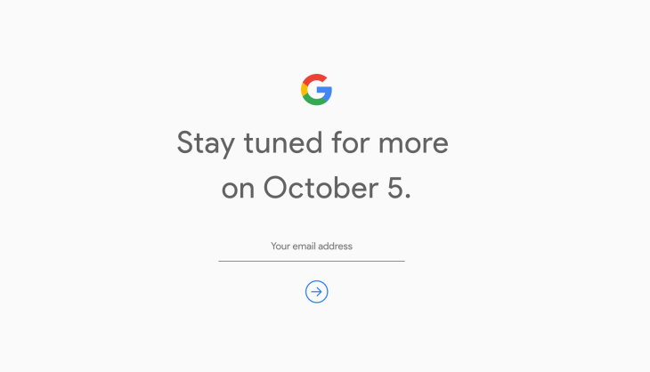 Screen Shot 2017 09 15 at 7.49.25 am Google Reveal New Pixel Phones On Oct 5th