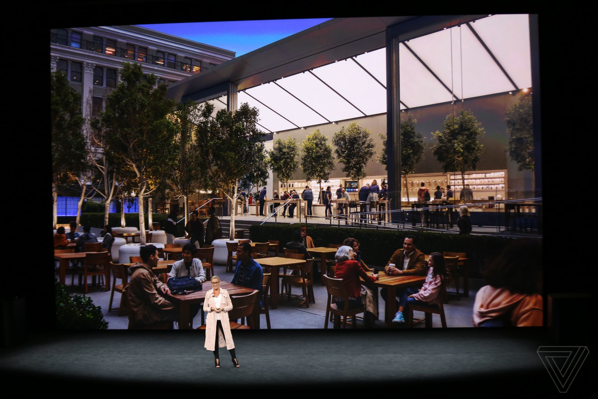 Meet You at the Apple...Town Square?