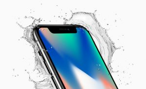 iphonex front crop top corner splash 300x183 Apple CEO Spills The Beans At Conference Call