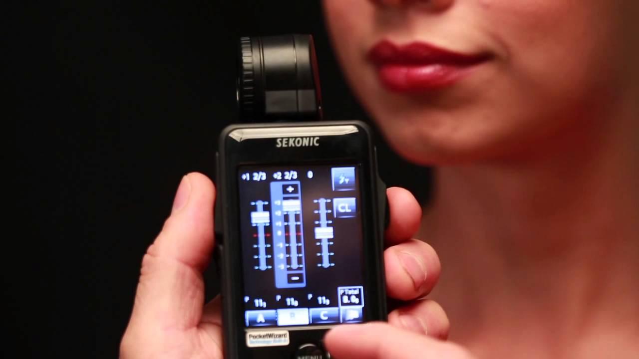 maxresdefault 3 Sekonic Light Meters & PocketWizard Remote Triggers Land In Australia