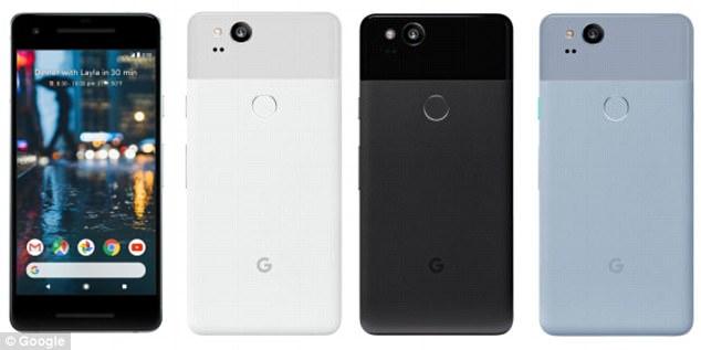 44F92E5700000578 4942420 image a 11 1506982372399 New Google Speaker & Pixel 2 Revealed