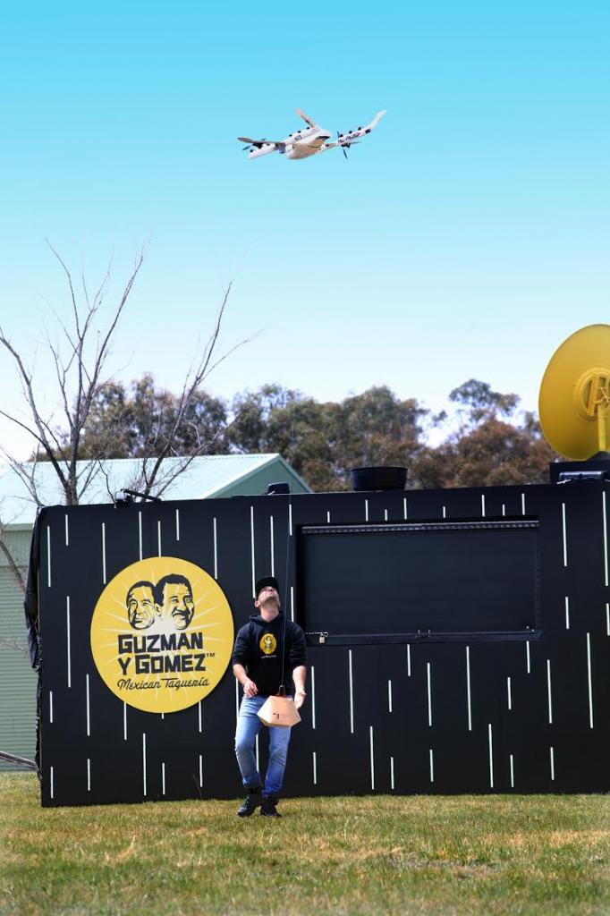 gusman 682x1024 Alphabet Debuts Oz Drone Delivery For Chemist Warehouse