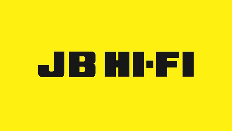 Shares in JB Hi-Fi are tanking