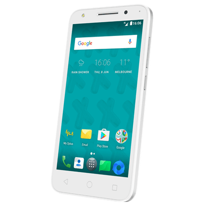 optus x spirit angle 1 Alcatel A3 & Optus X Spirit Phones Now Available On Optus Prepaid