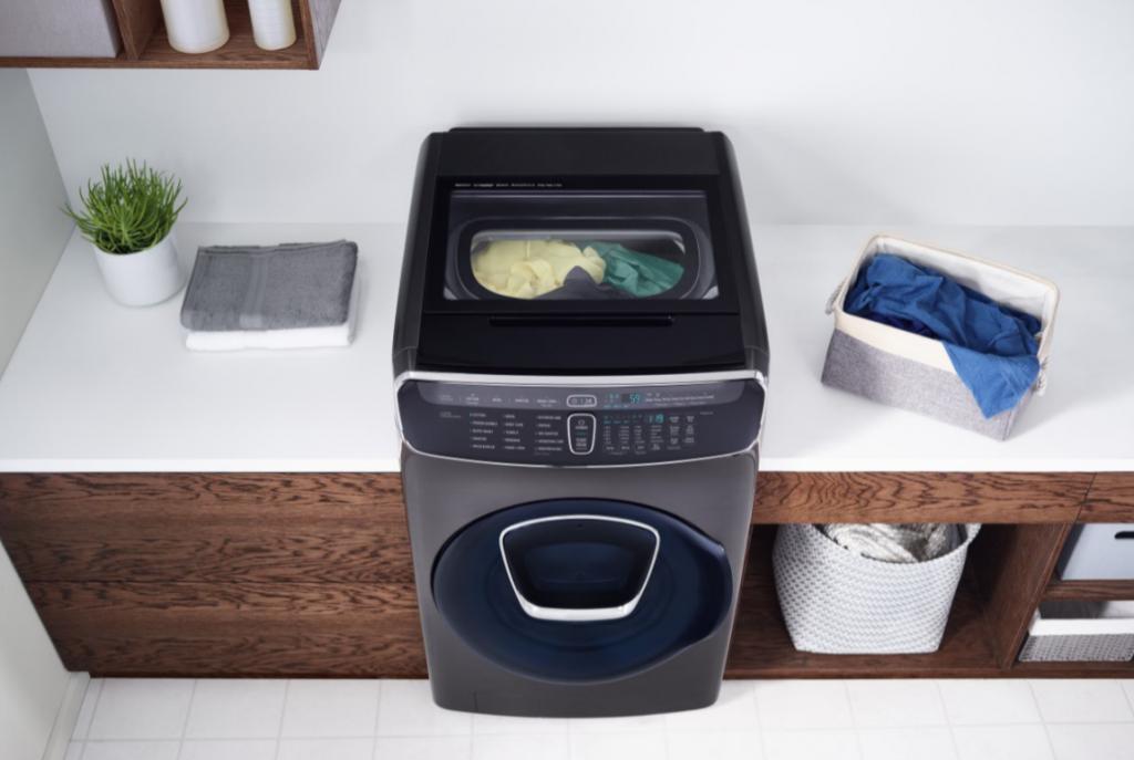 s2 1024x687 Samsung Debuts New 2 In 1 WiFi Washer & Revamped Smart Selfie Fridge