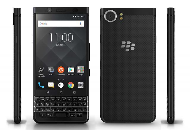 BlackBerry KEYone Black REVIEW: The KEYone Black Is For BlackBerry Fans, And Little Else