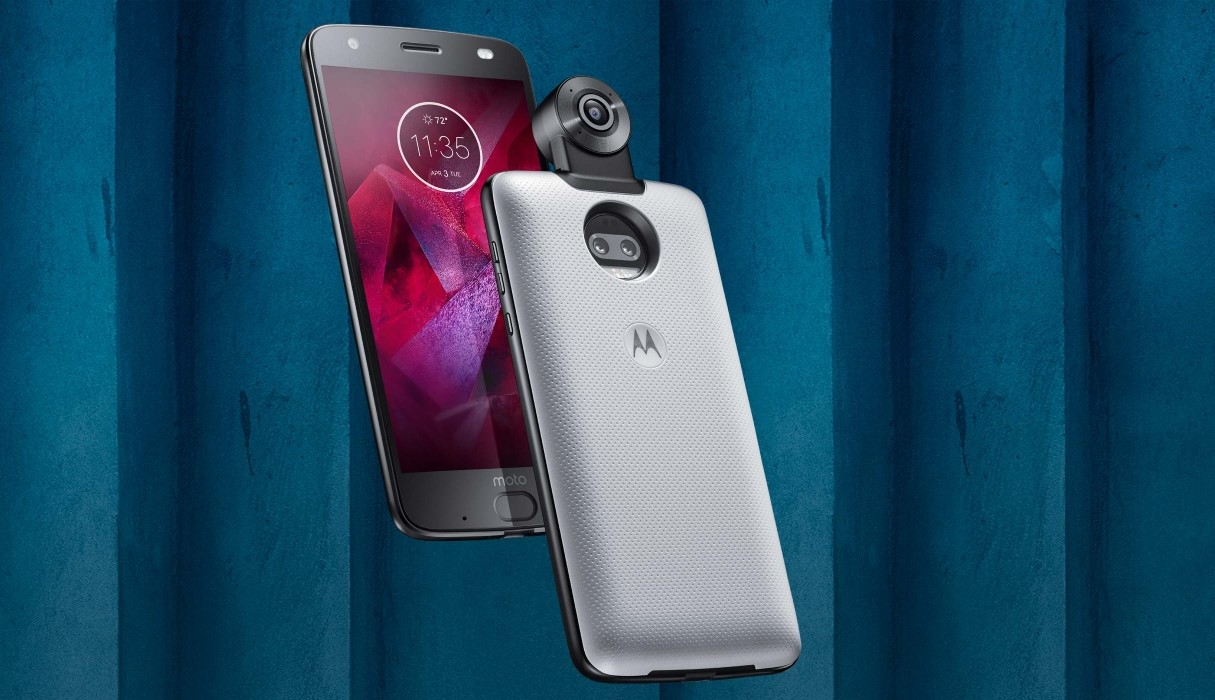 Motorola Moto X4 Specifications & Features