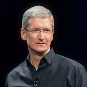 %name Apple CEO Spills The Beans At Conference Call