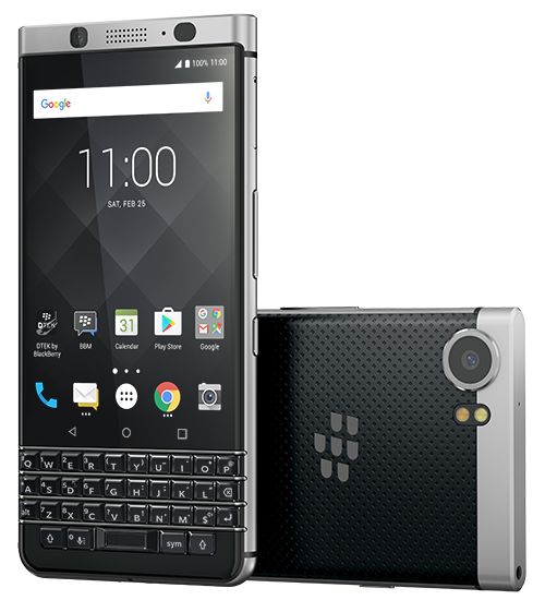 blackberry keyone REVIEW: The KEYone Black Is For BlackBerry Fans, And Little Else