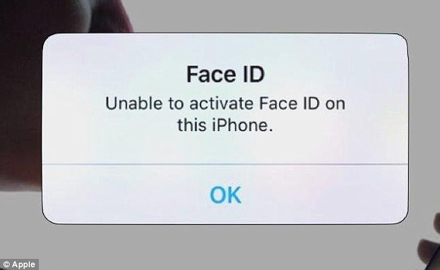 Face ID iPhone X iPhone X Face ID Crashes After New Update