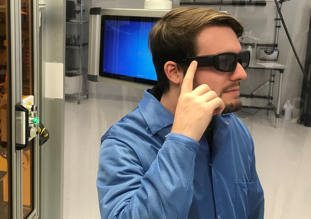 First Amazon Alexa-enabled digital glasses to debut at CES
