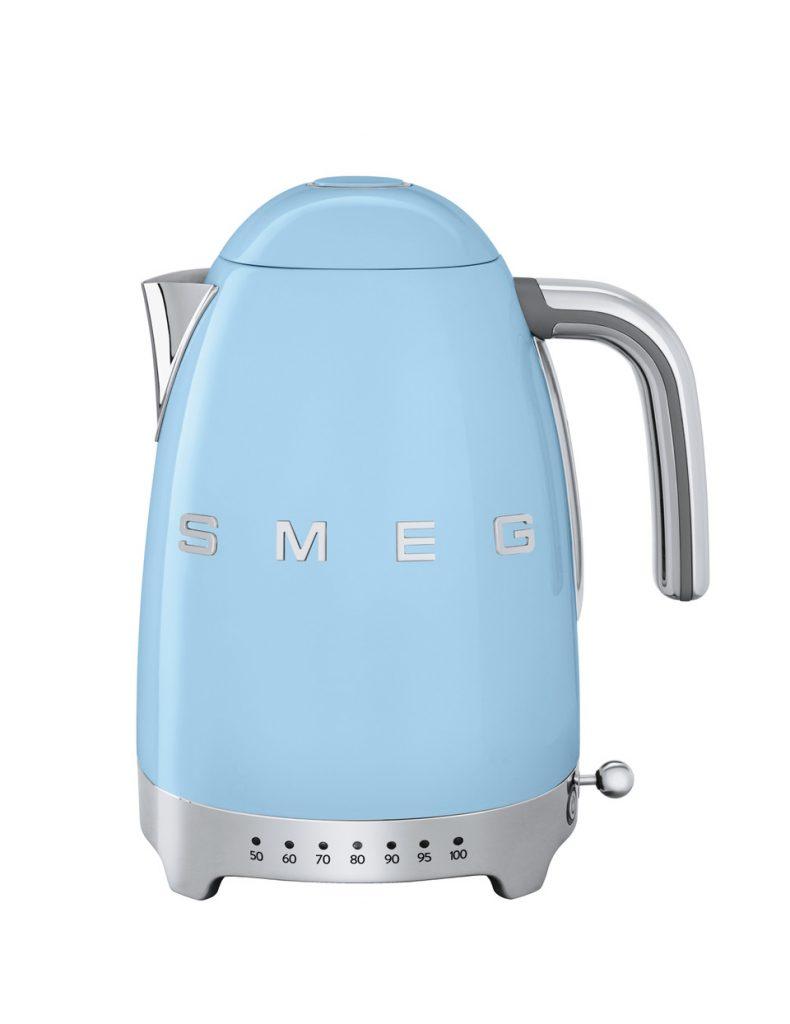%name Smeg Unveils Variable Temperature Kettles