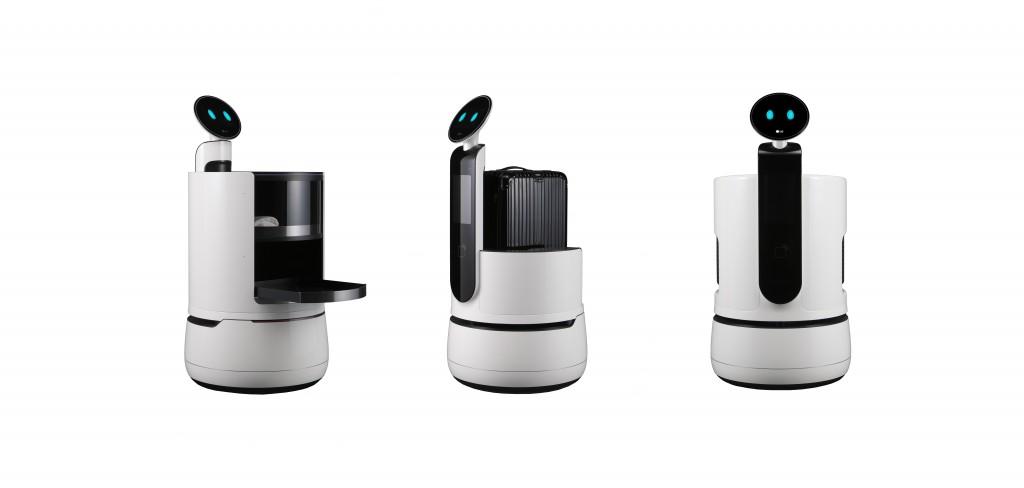 LG Concept Robots White Background 1024x488 Drone & Robotics Spending To Hit $103 Billion This Year