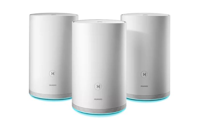 Huawei WiFi Q2 package spreads a signal over your whole house