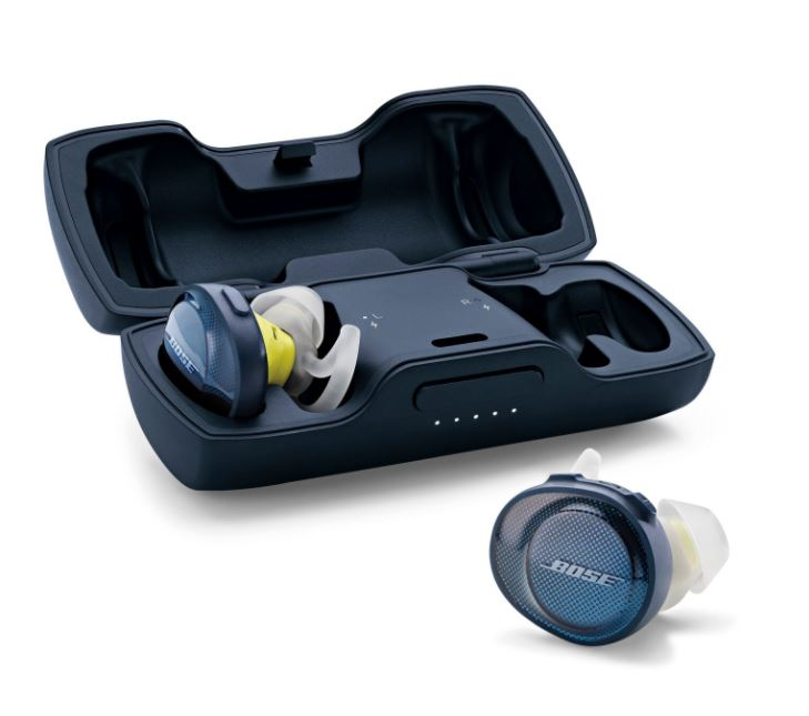 Bose Wireless Earbuds 4 Bose Launches First Wireless Sports Earbuds
