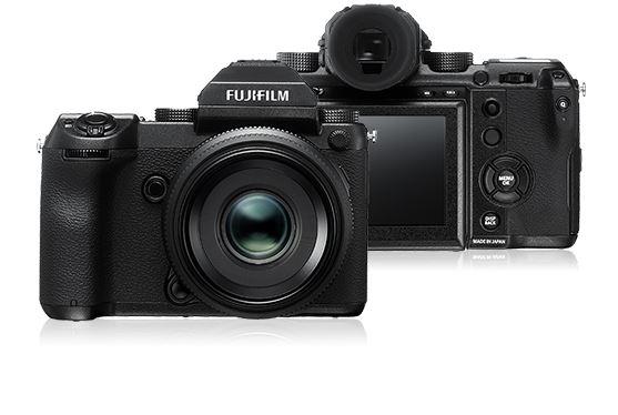 GFX 50S FUJIFILM Unveils 2018 Camera & Lens Line Up