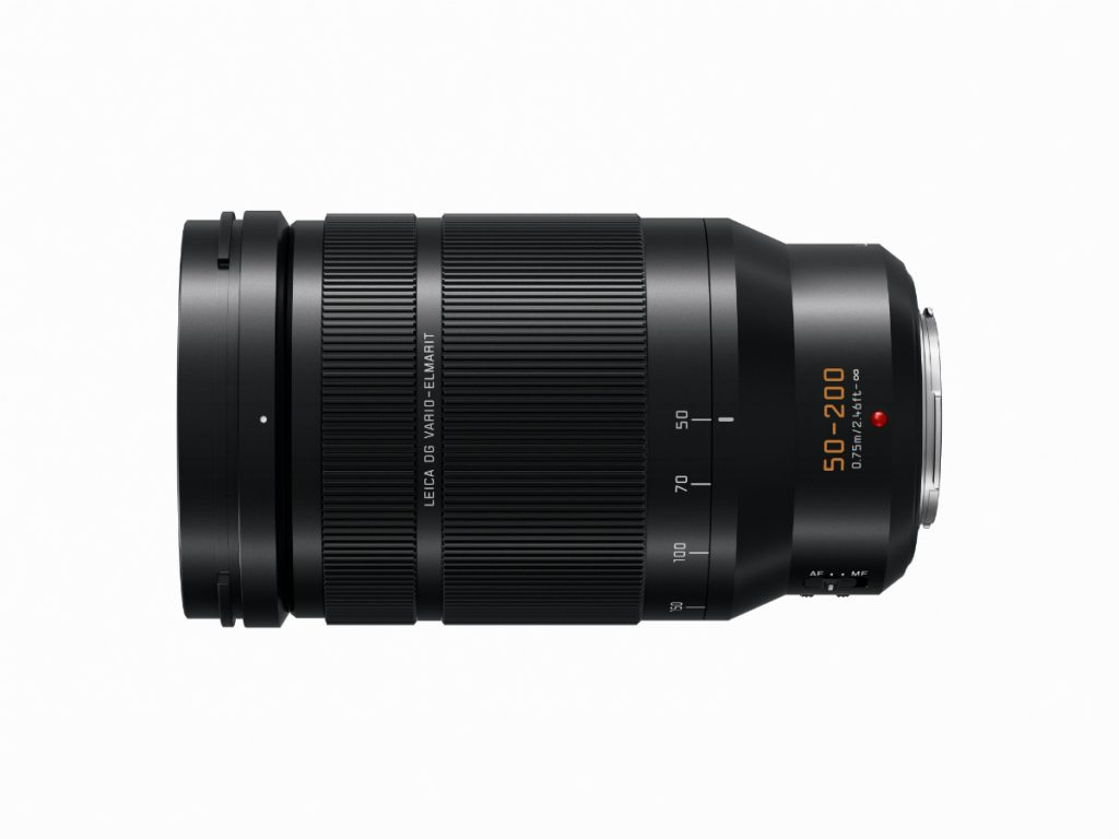 H ES50200 side 1024x768 Panasonic Releases New Telephoto Zoom Lens