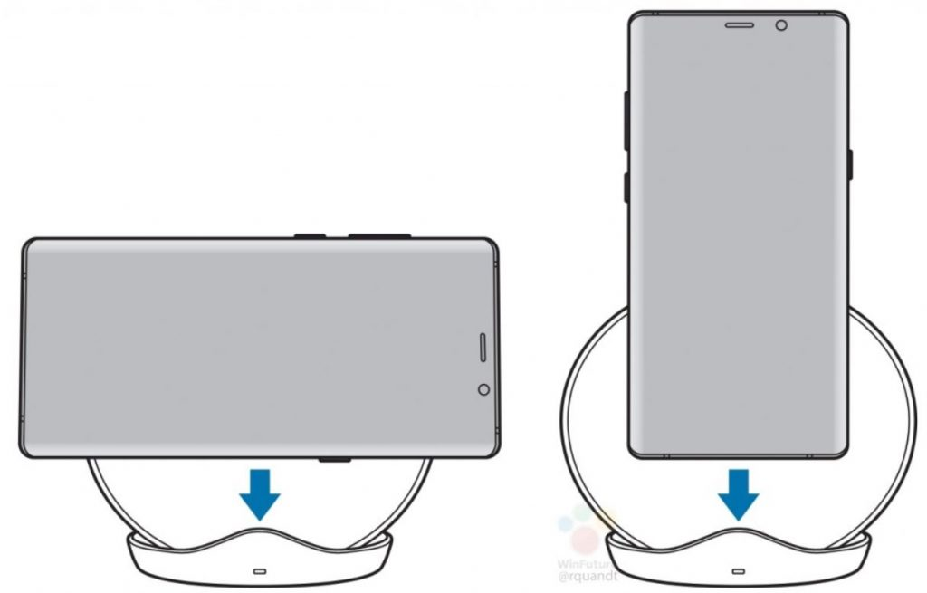 charger 3 1024x655 Samsung Launching New Wireless Charger With S9