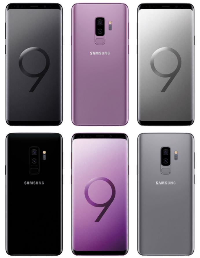 Samsung Galaxy S9 Renders Have Leaked