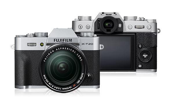 x20 FUJIFILM Unveils 2018 Camera & Lens Line Up