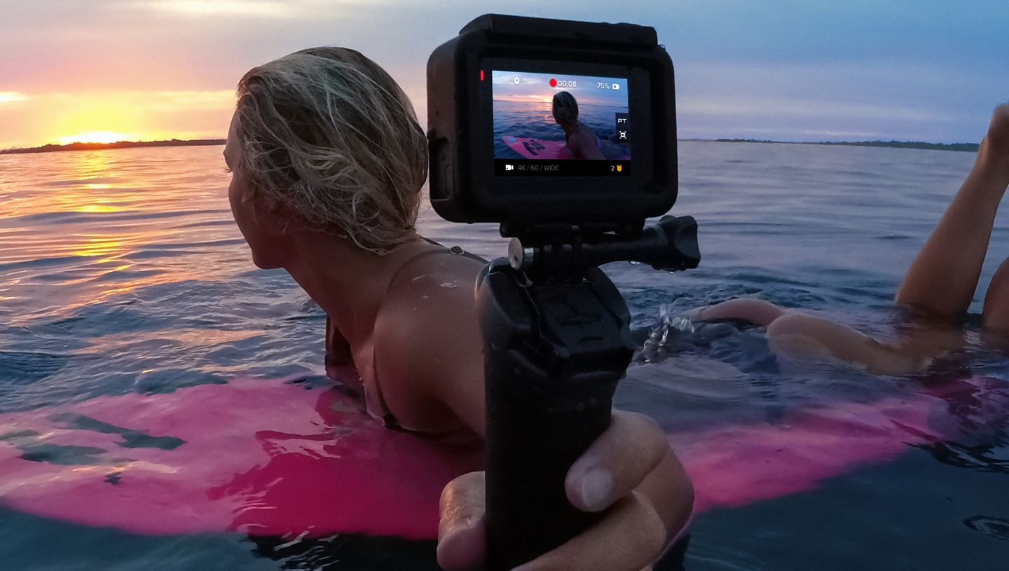 GoPro Hero brings it to the cheap action cam competition