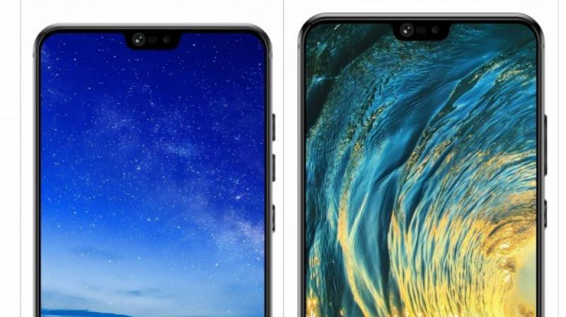 A series of Huawei P20 will include four smartphone?