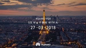 huawei see more Ai Huawei P20 Takes On Samsung With Triple Camera Set Up