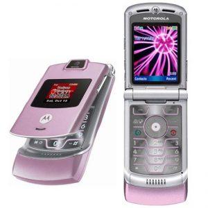 motorola razr v3c pink 300x300 Motorola's Iconic RAZR Phone Likely To Make A Comeback